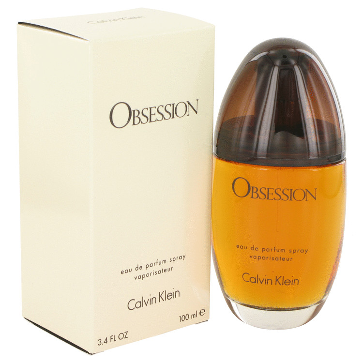 Obsession By Calvin Klein Eau De Parfum Spray 34 Oz Fragrance